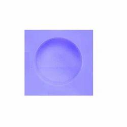 Round Silicone Soap Mold 150 gms Single cavity