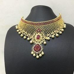 Antique GP Necklace