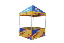 Promotional Kiosks Canopy