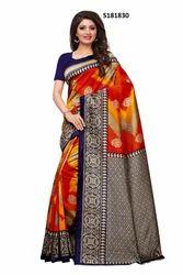Weaving Chanderi Sarees