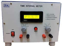 Time Interval Meter