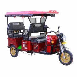 Charging E-Rickshaw