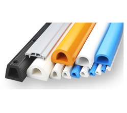 Molded and Extruded Silicone Rubber Components