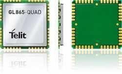 TELIT GL865-Dual/QUAD GSM GPRS Module