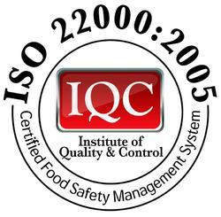 ISO 22000 2005 Certification Services