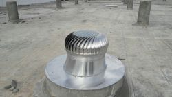 SS Wind Turbine Ventilators