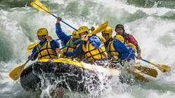River Rafting Super Adventure Tour