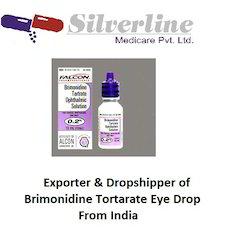 Brimonidine Tortarate Eye Drop
