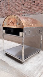 Wood Fired Pizza Oven