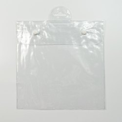 PVC Zipper Bag/ Button Bag