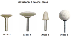 Mashroom & Conical Stone