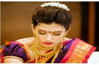 Mehndi Makeup Bridal : Bridal makeup service mehndi from pune