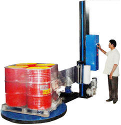 Automatic Pallet Stretch Wrap Machines