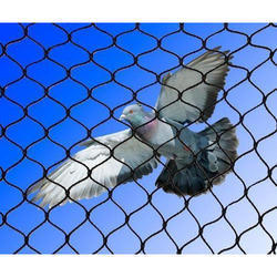 Co Polymer Bird Protection Net