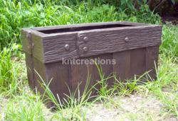 Barralwood Rectangular Planter (Small)