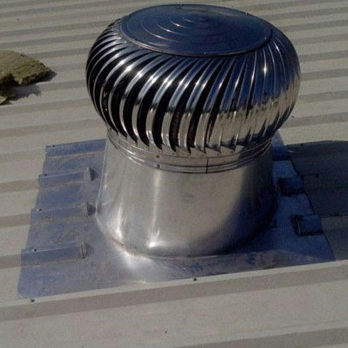 Powerless Turbo Ventilator Wind Turbine Ventilator