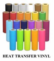 Heat Transfer Vinyl Flock