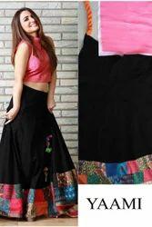 Designer Fancy Party Wear Exclusive Lehenga Choli