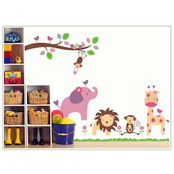 PVC Vinyl Wall Decor Stickers