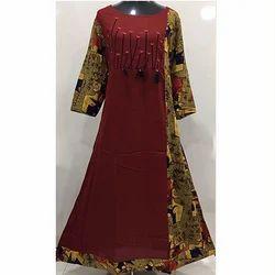 Fancy Long Dress