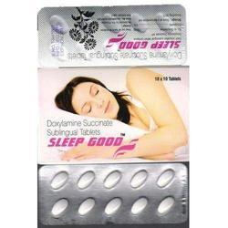 Sleep Good Anti Anxiety Medicine