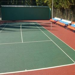 Synthetic Surface Outdoor Flooring