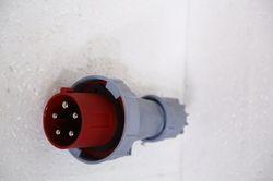 Industrial Plug 63/125a 5 Pin IP67
