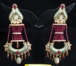 Antique AD Earrings