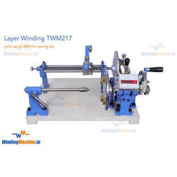 TWM217 Manual Winding Machine