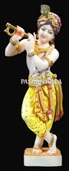 Decorative Krishna Standing Statue