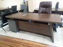 Wooden Designer Office Table