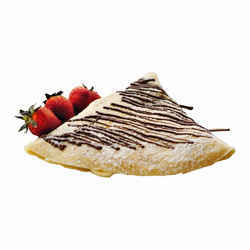 Crepe Vanilla Flavor Premix