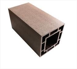 WPC Pergola Patio (Mahogany) - 150x150