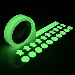 Auto Glow Bumpers Tape