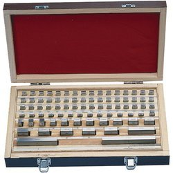 Pin Gauges Set with Certificate