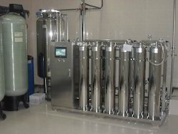Dialysis Water Plant