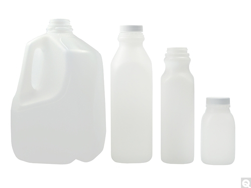 Plastic Products Plastic Milk Bottles Manufacturer From