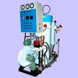 Non IBR Coil Type Steam Boiler