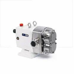 High Pressure Rotary Lobe Pump