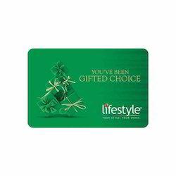 Lifestyle Gift Voucher