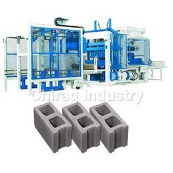 CI 4200 Multi Function Hollow Block Machine