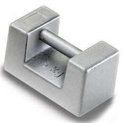 Rectangular  Slotted Weights