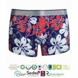 Organic cotton Mens Boxer shorts Manufacturer