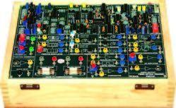 Fiber Optics Communication Trainer