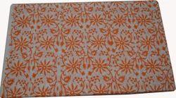 Hand Block Printed Cotton Fabric Sanganeri