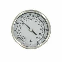 Series BTLRN Long Reach Bimetal Thermometer