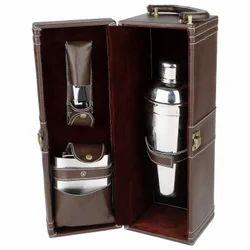 Brown - 00 Portable Cocktail Set