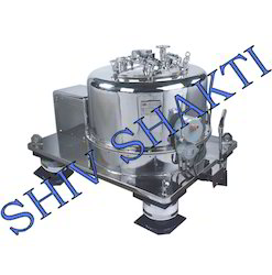 Basket Centrifuge Top Discharge Type