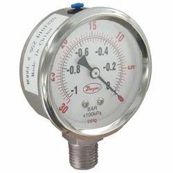 """Series SGZ 2.5"""" Stainless Steel Industrial Pressure Gage"""