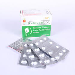 Cefixime 200 Mg Dt With Lactic Acid Bacillus Tablets